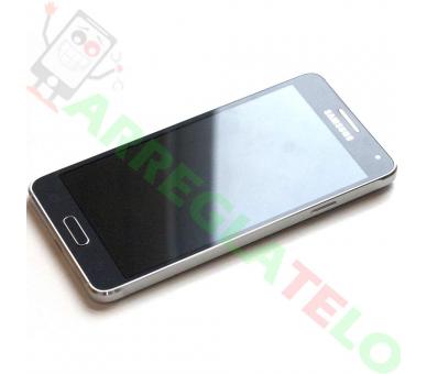 Samsung Galaxy Alpha 32GB Zwart - Simlockvrij - A + Samsung - 5