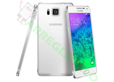 Samsung Galaxy Alpha 32GB Blanco - Libre - A+ Samsung - 1