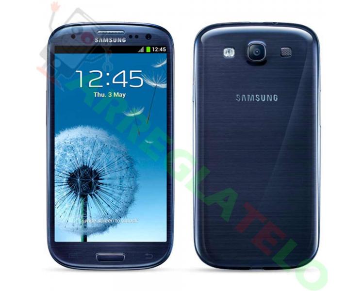 Samsung Galaxy S3 i9300 16GB Blauw - Simlockvrij - A + Samsung - 1
