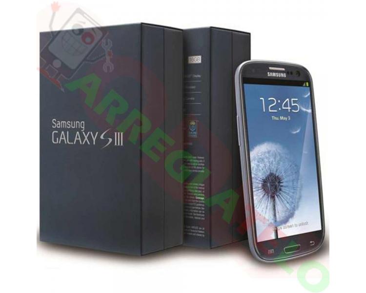 Samsung Galaxy S3 16GB i9300 - Zwart - Simlockvrij - A + Samsung - 1