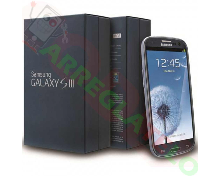 Samsung Galaxy S3 | Black | 16GB | Refurbished | Grade A+ Samsung - 1