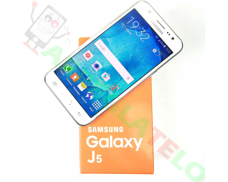 "Samsung Galaxy J5 J500F 2015 Amoled 5"" Android 6.0.1 Quad Core GPS 8GB 13MP Samsung - 1"