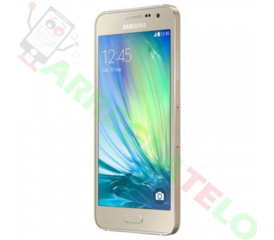 "Samsung Galaxy A3 - 4.5"",8 Mp, 16GB, Quad-Core, 1GB RAM Dorado Samsung - 2"