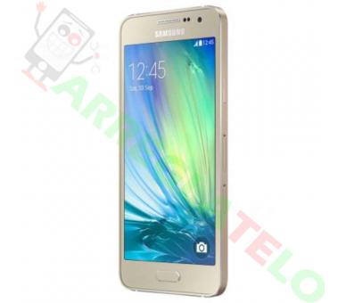 """Samsung Galaxy A3 - 4.5"""",8 Mp, 16 GB, Quad-Core, 1 GB RAM Gold Samsung - 2"""
