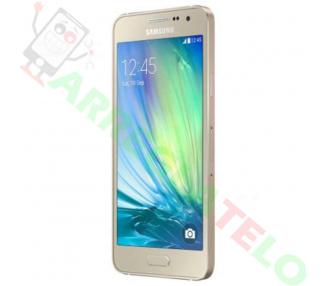 """Samsung Galaxy A3 - 4.5,8 Mp, 16GB, Quad-Core, 1GB RAM Dorado"""" Samsung - 2"""