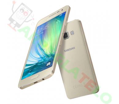 """Samsung Galaxy A3 - 4.5"""",8 Mp, 16 GB, Quad-Core, 1 GB RAM Gold Samsung - 3"""