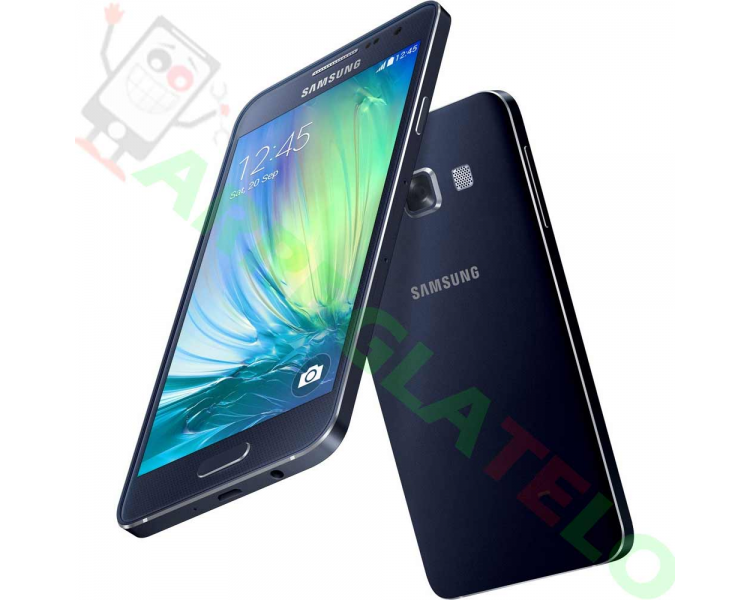 Samsung Galaxy A3 (2015) 16 GB - Zwart - Simlockvrij - A + Samsung - 1