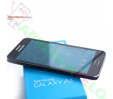 Samsung Galaxy A3 (2015) 16GB - Negro - Libre - A+ Samsung - 2
