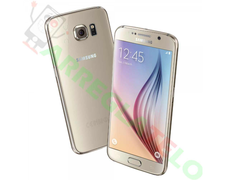 Samsung Galaxy S6 32GB - Złoty - Bez blokady - A +