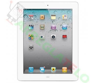 Apple iPad 2 Wi-Fi 16GB BLANCA PLATA A1395 MC769C/A Reacondicionado  - 5
