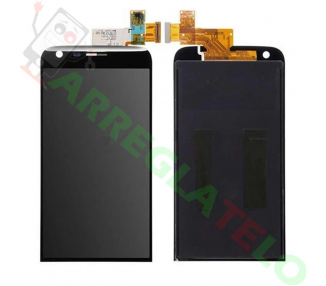 Pantalla Completa para LG G5 IH840 H850 H820 H830 US992 VS987 Negro Negra ARREGLATELO - 2