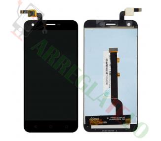 Pełny ekran dla Vodafone Smart Ultra 6 VF995N Czarny Czarny
