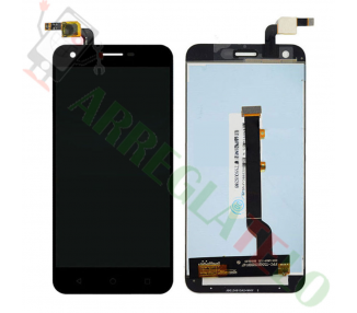 Pantalla Completa para Vodafone Smart Ultra 6 VF995N Negro Negra ARREGLATELO - 2