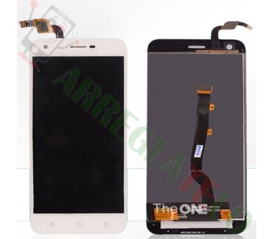 Display For Vodafone Smart Ultra 6, Color White ARREGLATELO - 2