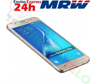Samsung Galaxy J5 2016 Goud Goud Quad Core 13MP Amoled 16GB Samsung - 1