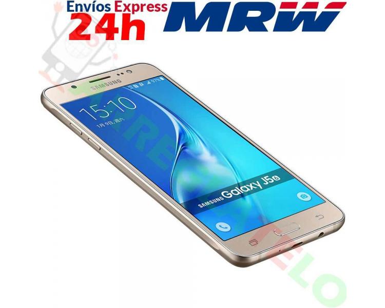 Samsung Galaxy J5 2016 Gold Gold Quad Core 13MP Amoled 16 GB