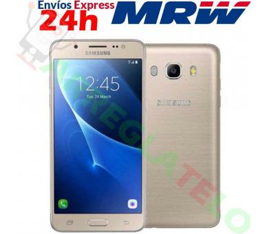 Samsung Galaxy J5 2016 Goud Goud Quad Core 13MP Amoled 16GB Samsung - 2