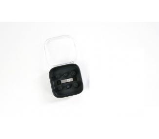 Oryginalne oryginalne słuchawki Xiaomi Piston Pistons 2 z różowym mikrofonem