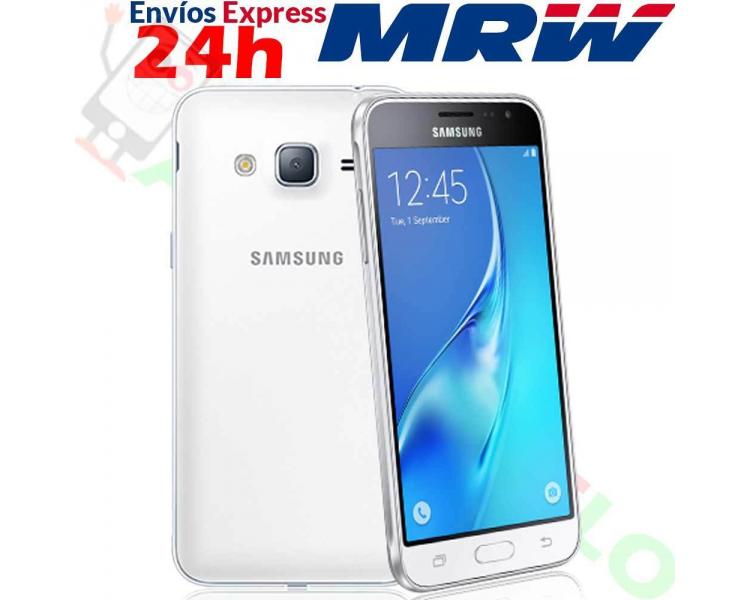 Samsung Galaxy J3   White   8GB   Refurbished   Grade A+ Samsung - 2