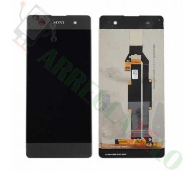 Pantalla Completa para Sony Xperia XA F3111 F3113 F3115 Negro Negra / Gris ULTRA+ - 2