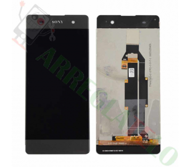 Display For Sony Xperia XA, Color Black ARREGLATELO - 2