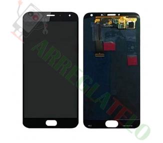 Pantalla Completa para Meizu MX5 MX 5 Negro Negra ARREGLATELO - 2