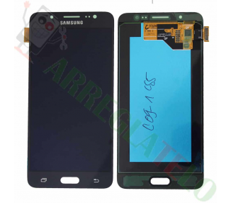 Display For Samsung Galaxy J5 2016, Color Black, OLED