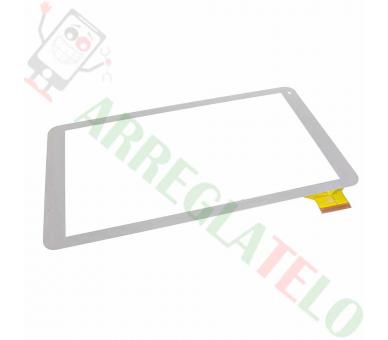 Pantalla Tactil Universal para Tablet Szenio 5000 Touch Screen White 10 Blanco _ - 1