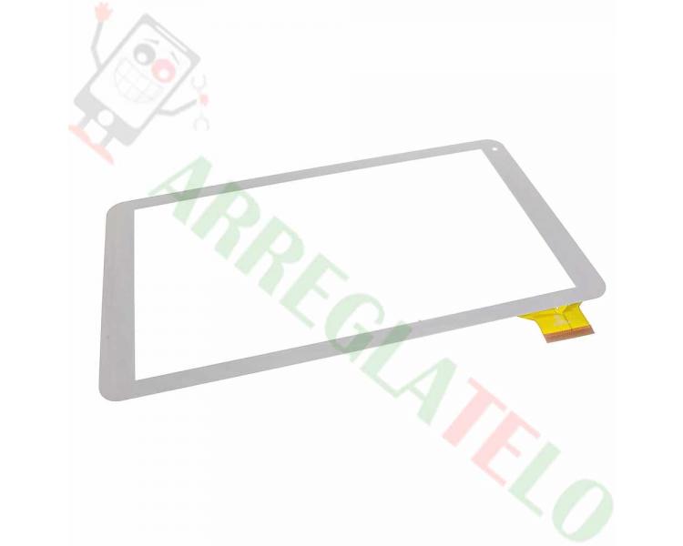 Universeel touchscreen voor tablet Szenio 5000 touchscreen wit 10 wit _ - 1