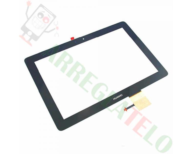 Ekran dotykowy do tabletu Huawei MediaPad 10 S10-231 / L / W Czarny Czarny