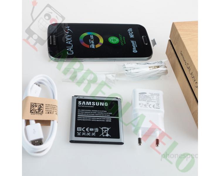 Samsung Galaxy S4 16GB - Zwart - Simlockvrij - A + Samsung - 1