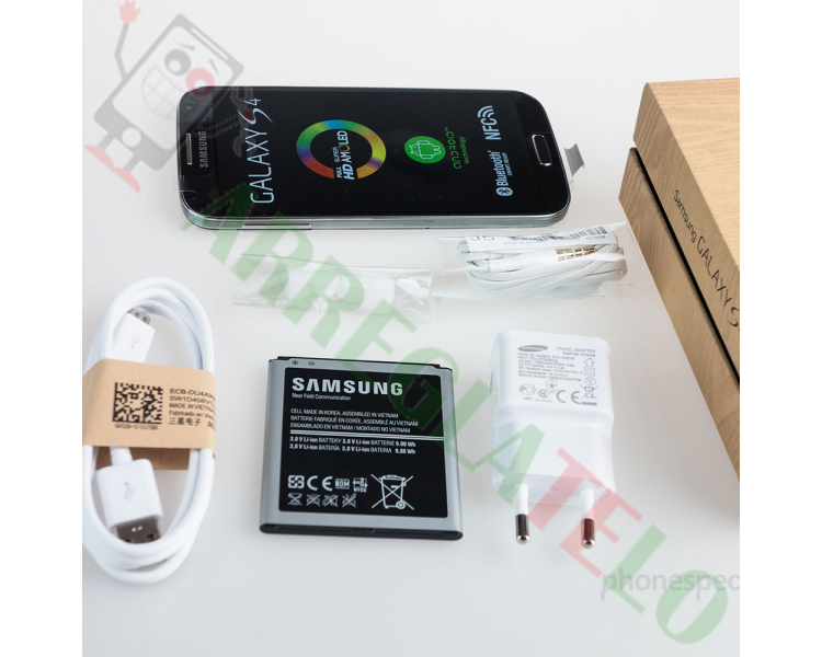 Samsung Galaxy S4 | Blue | 16GB | Refurbished | Grade A+ Samsung - 1