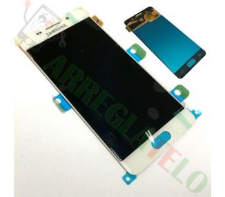 Pantalla Completa Original para Samsung Galaxy A3 A300 A300F A300FU Blanco Samsung - 2