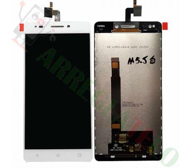 Pełny ekran dla BQ Aquaris M5.5 White White - Oryginalna jakość BQ - 2