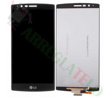 Pełny ekran dla LG G4 H815 H818 Czarny Czarny ARREGLATELO - 2