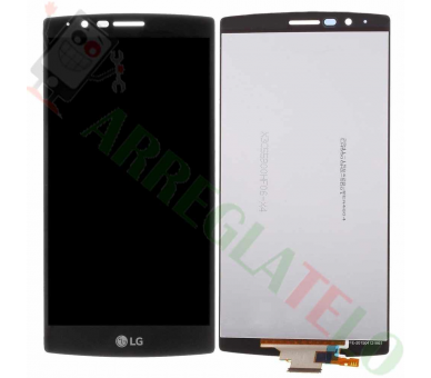 Volledig scherm voor LG G4 H815 H818 Zwart Zwart FIX IT - 2