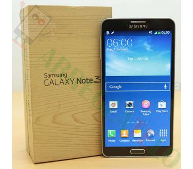 SAMSUNG GALAXY NOTE 3 ORIGINAL 16GB GRIS SMARTPHONE LIBRE IMPOLUTO OUTLET Samsung - 1