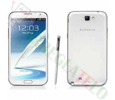 SAMSUNG GALAXY NOTE 2 N7100 ORIGINAL 16G Blanco SMARTPHONE LIBRE IMPOLUTO OUTLET Samsung - 2