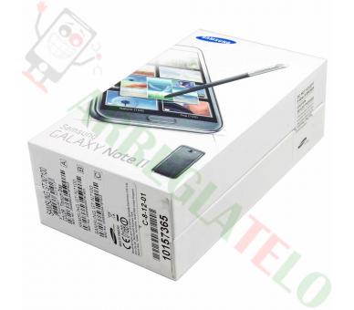 SAMSUNG GALAXY NOTE 2 N7100 ORIGINAL 16G Blanco SMARTPHONE LIBRE IMPOLUTO OUTLET Samsung - 1