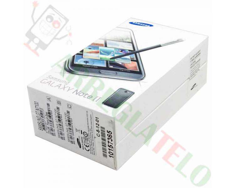 Samsung Galaxy Note 2 N7100 16GB Biały - Bez blokady - A +