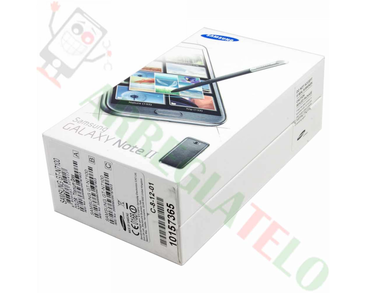 Samsung Galaxy Note 2   White   16GB   Refurbished   Grade A+ Samsung - 1
