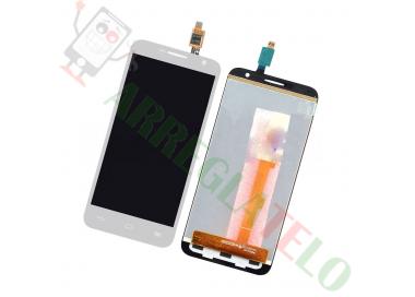Pantalla Completa Original para Alcatel Orange Hiro Idol Mini OT-6012 Blanco Alcatel - 2