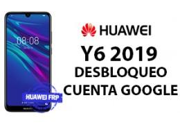Desbloqueo & Eliminacion de Cuenta FRP Google para el Huawei Y6 2019 MRD-LX1 LX1F LX2 Etc